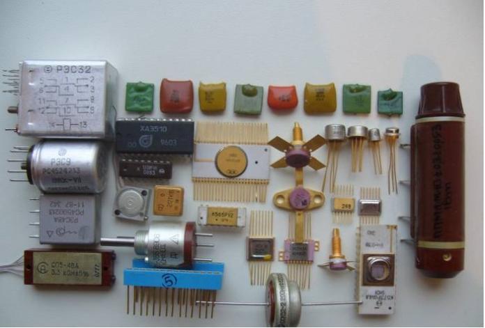 конденсатор к73-17 содержание драгметаллов