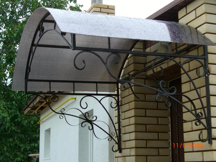 металлические сварные входные двери