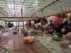 Экскурсия на фабрику ёлочных игрушек из Харькова.