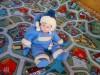 Ковролин с детским рисунком Лунапарк