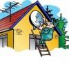 Продажа,установка,ремонт и обслуживание спутникового оборудования