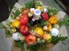 Съедобные букеты на подарок. доставка по Украине